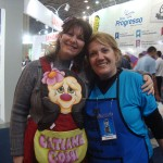 Com Catiane Gobbi.