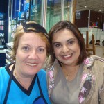 Com Beth Ribeiro, do Programa Sabor de Vida