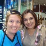 Com Beth Ribeiro, do Programa Sabor de Vida